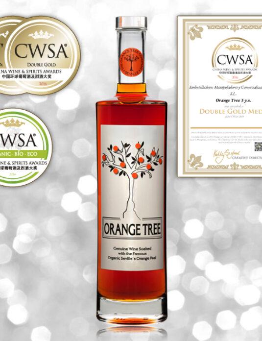 Orange Tree Vino Naranja